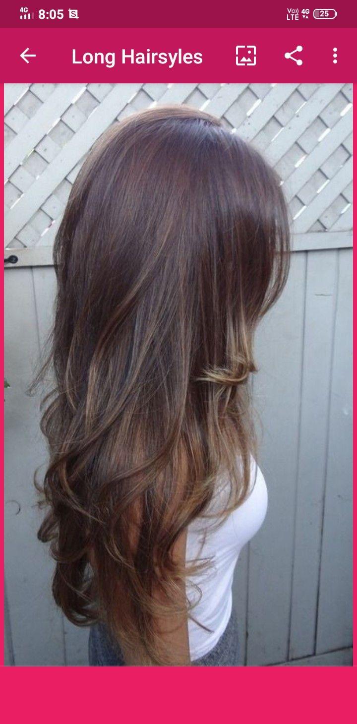 Pin By Alia Maisarah On Hair Girl In 2020 Long Thin Hair Hair Styles Long Hair Styles