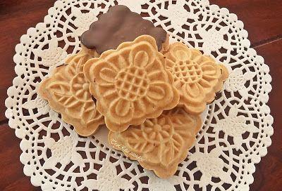 TraRita sütödéje és egyéb munkái : Mézes kekszek