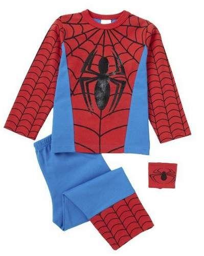 Camisa Manga Longa + Calça Homem-aranha - R$ 44,99
