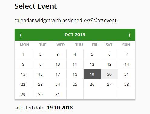 Basic Multilingual Calendar & Date Picker Plugin For jQuery
