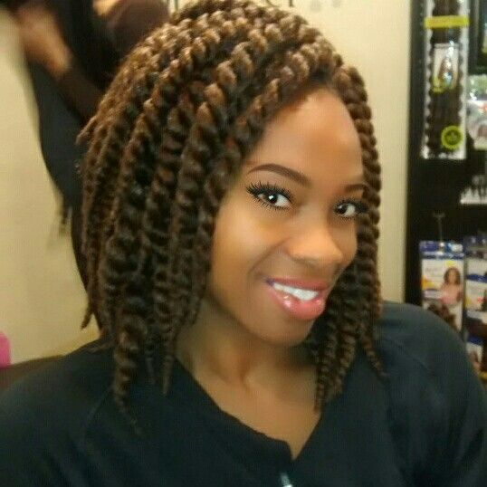 crochet braids! Salon August in Charlotte NC! Salon AUGUST Crochet ...