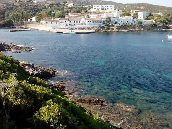 Cala d'oliva#asinara# vacanze # catamarano #