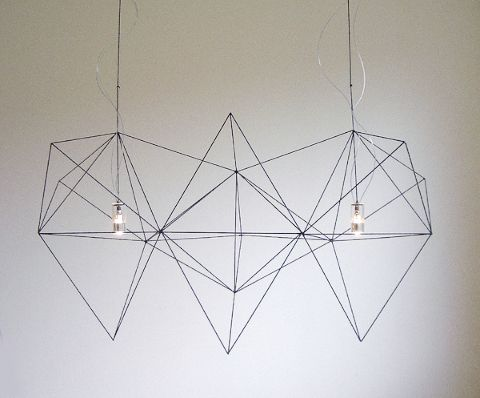 Prism Light by Nathalie Dewez