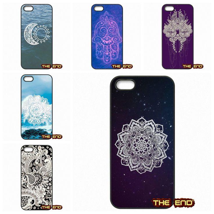 Хна стиль обои искусства Сотовый Телефон Случаях Чехлы Для Motorola Moto E G G2 G3 1 2 3-й Gen X X2 1 + Один Плюс 2 X