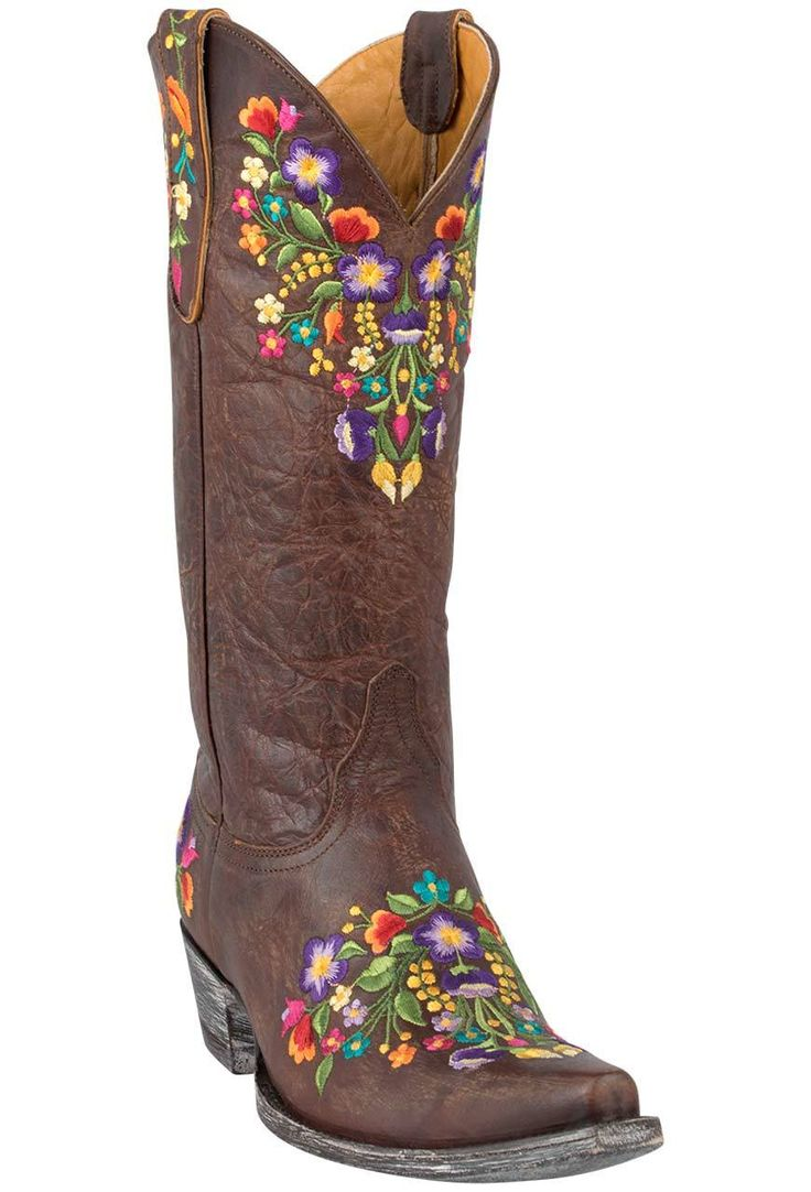 separation shoes 96334 4f33b Old Gringo Womens Brass Sora Boots