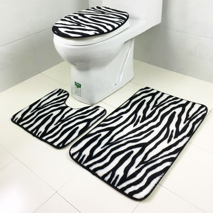 Find More Mat Information about 8 Colors Black White Zebra Bathroom 3pcs Set Mats Toilet Anti Slip Mat lfombras dormitorio Carpet Deurmat rugs tapis chambre,High Quality zebra eyeliner,China zebra color Suppliers, Cheap zebra purses and wallets from Top Qulity Human Hair Factory on Aliexpress.com