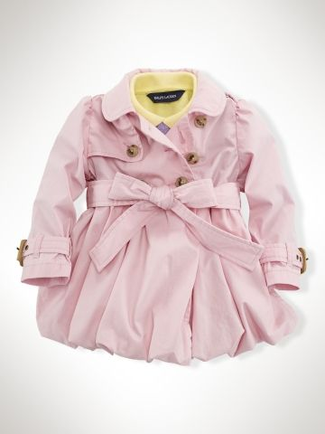 Probably the only pink thing I would ever put on a little girl if I had one........so cute!