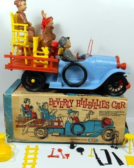 IDEAL: 1963 The Beverly Hillbillies Car