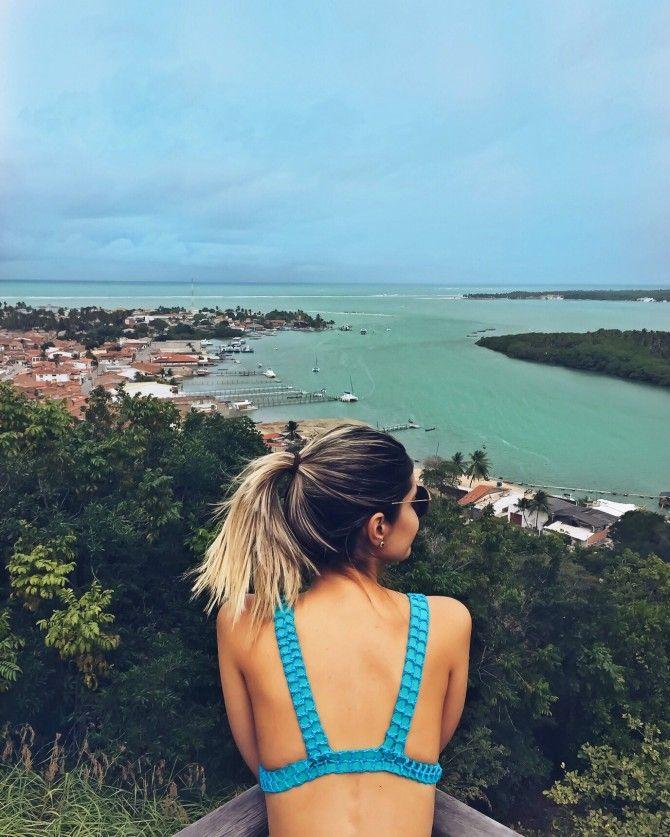 Carol Tognon em uma incrivel viagem pelo Alagoas.