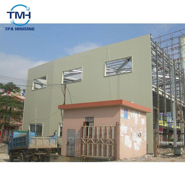 Pre engineered steel structure warehhouse steel building