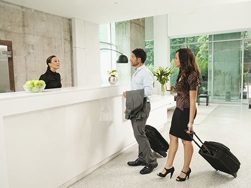 Are You a Rude Hotel Guest?