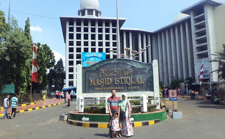 Masjid Istiqlal, Jakarta