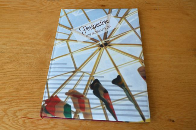 Yearbook Cover Photography : International school yearbook design perspective theme