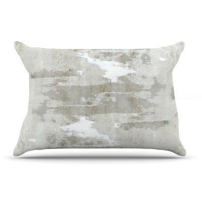 East Urban Home CarolLynn Tice 'Effortless' Neutral Pillow Case