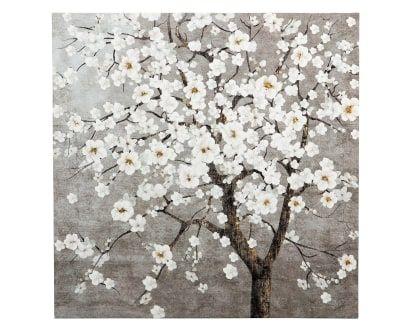 Картина - холст, 80х2,7х80 см
