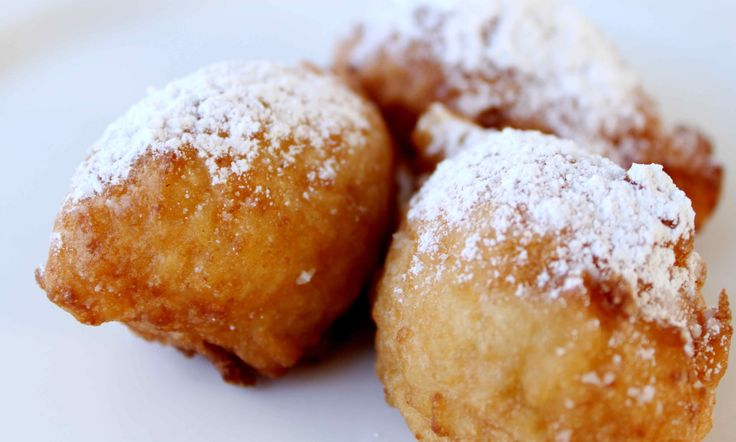Calas - New Orleans sweet rice cakes