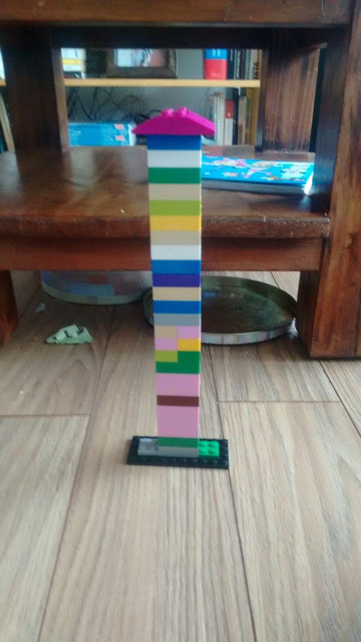 Edificio de LEGO