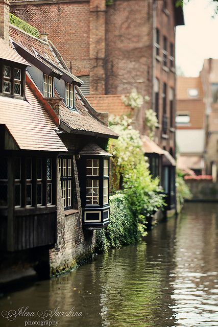 Brussels, Brugge, August 2012 #travel