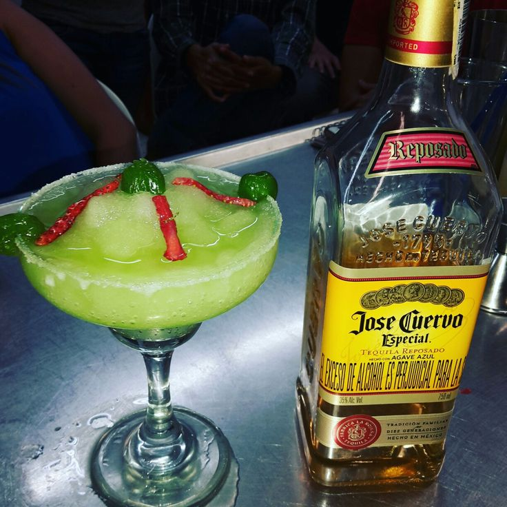Tequila aguacate