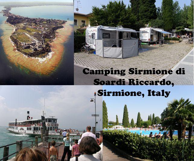 Camping Sirmione di Soardi Riccardo, Sirmione, Gardesee Italy
