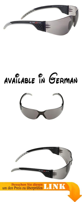 Swiss Eye Sportbrille, Outbreak Luzzone S, black/silver. Das Modell Outbreak Luzzone S (für schmale Gesichter) von Swisseye ist als Sportbrille für viele Sportarten geeignet. optimaler Augenschutz auf höchstem Niveau und ein besonderes Bügeldesign (siehe Bildmaterial). minimales Gewicht (27g) bei maximaler Rundumsicht. stabil, flexibel und absolut pflegeleicht. Zubehör: Mikrofaserbeutel zur Reinigung #Sports #SPORTING_GOODS