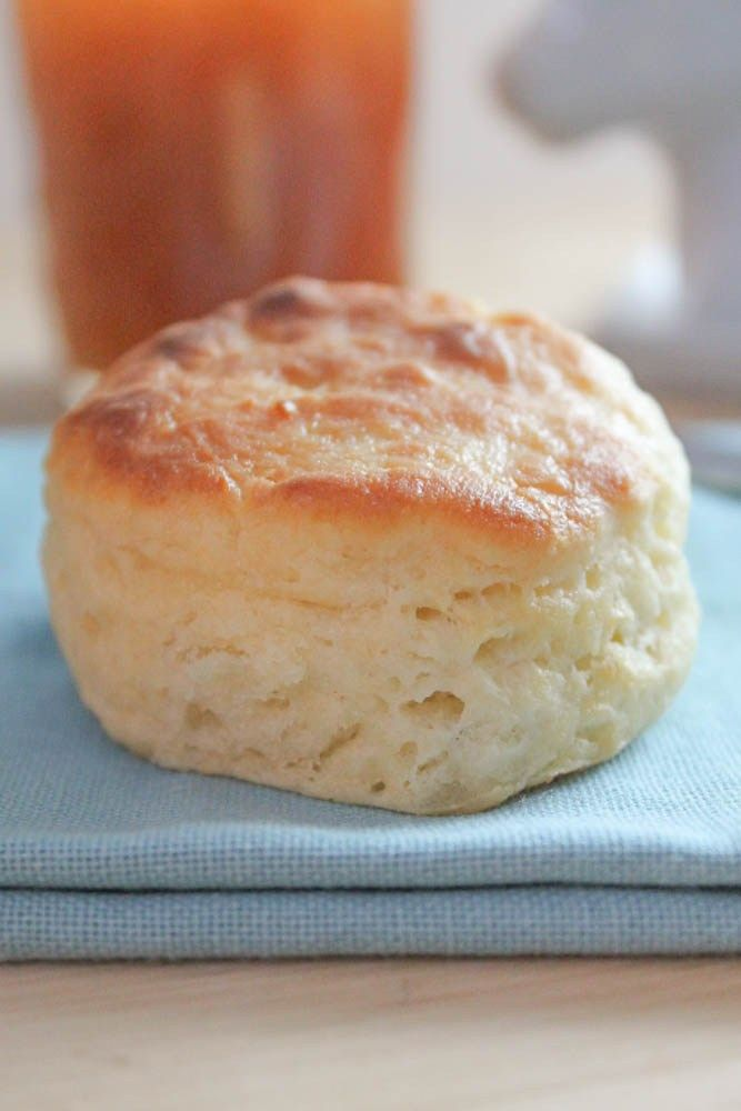 Step by step directions for making fool-proof light, flaky, buttery buttermilk biscuits from scratch. No baking mixes or canned biscuits required.