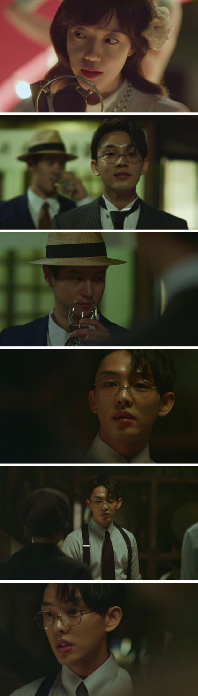 Added episodes 13 and 14 captures for the Korean drama 'Chicago Typewriter'.
