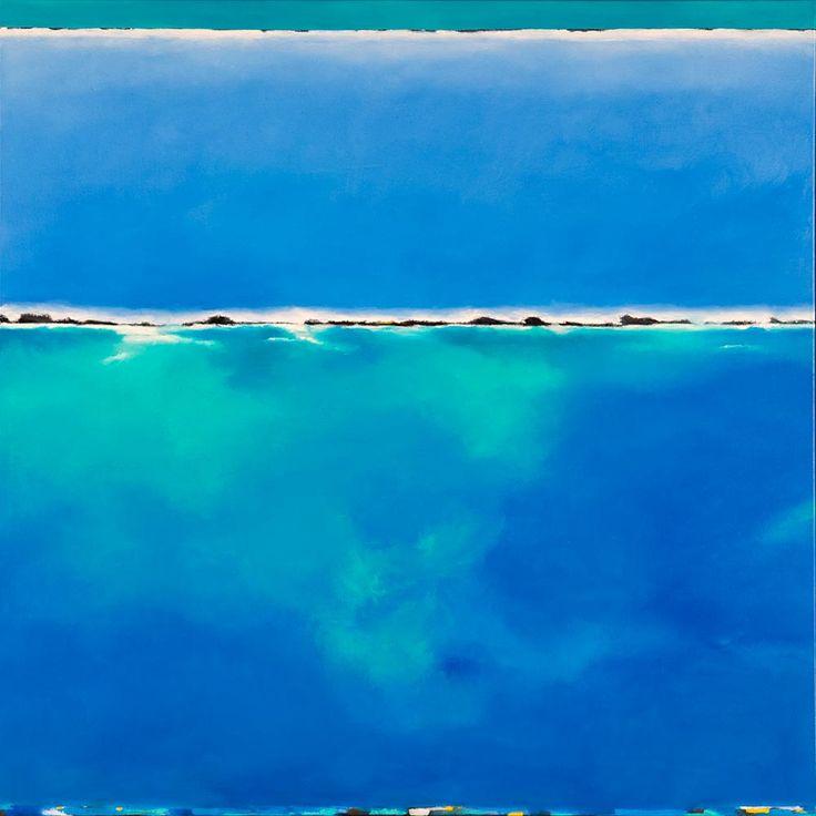 Kathryn Keller Artist - Breathing Underwater 1