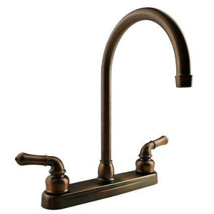 Oil Bronze Kitchen Faucet
