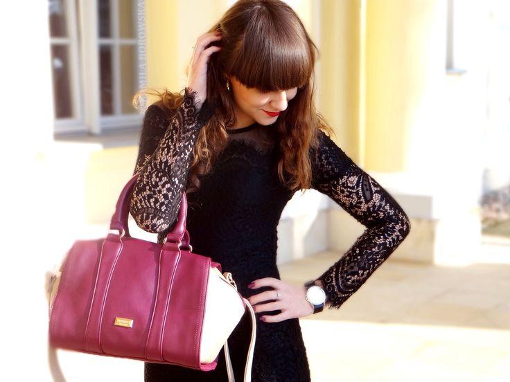 http://blogmanekineko.blogspot.com/2015/02/propozycje-sukienek-od-stylemoi.html sukienka koronka  #dresses #from @stylemoidotnu  #stylemoi #torebka  #monnari #bag #new #post #black #dress #sukienka #girl #polishgirl #amaizng #style #moda#ootd #fashion #sephora #instafashion #outfit #beautiful #blogger #blogerka #blog #poland #polska #ootdmagazine
