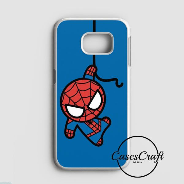 SpiderManVenom Venom Spiderman Marvel Comics Samsung Galaxy S7 Edge Case | casescraft