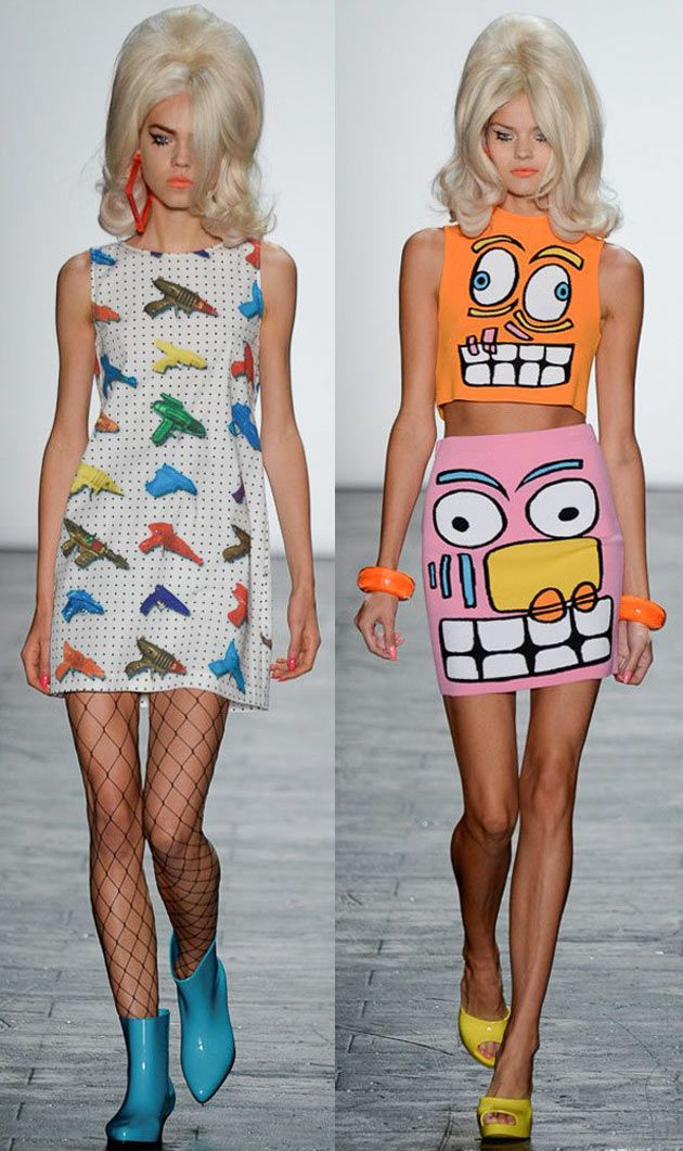 As Melissas de Jeremy Scott: vem ver!                                                                                                                                                     More