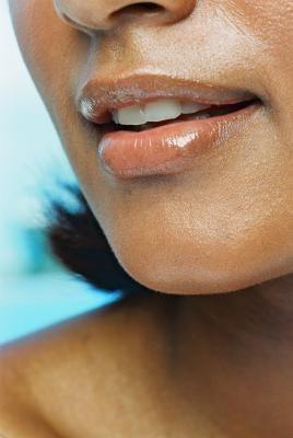 Brown Pigmentation on the Upper Lip      http://www.livestrong.com/article/329053-brown-pigmentation-on-the-upper-lip/