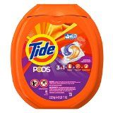 #USAshopping #10: Tide PODS Spring Meadow HE Turbo Laundry Detergent Pacs 81-load Tub