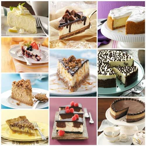 Top 10 Cheesecake Recipes from Taste of Home