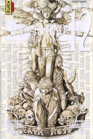 Death Note, tome 12 de Tsugumi Ohba et Takeshi Obata
