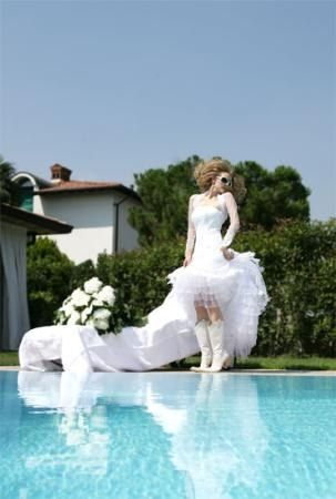 324 best weddings crazy images on Pinterest | Wedding dress, Wedding ...