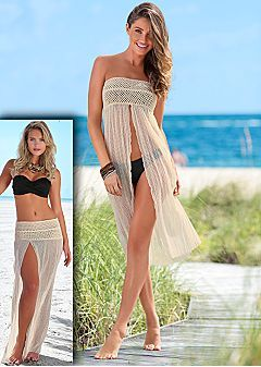 Bathing Suit Cover Ups - Beach Cover Ups and Kaftans in Hot Styles by VENUS