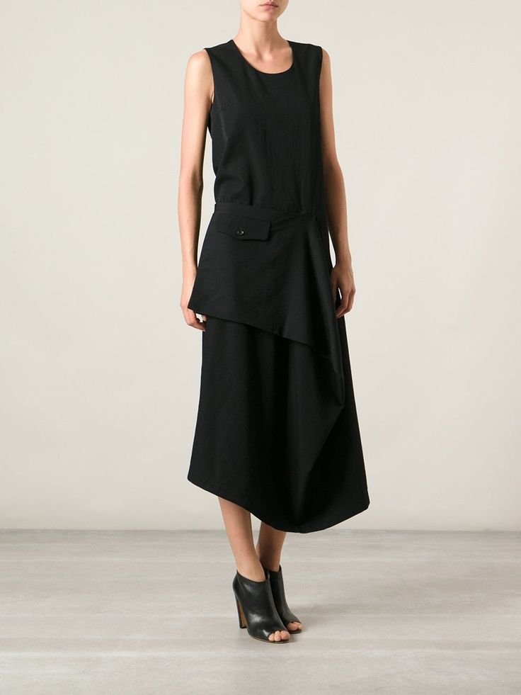 Comme Des Garçons Vintage sleeveless apron dress