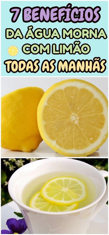 7 Beneficios Da Agua Morna Com Limao Todas As Manhas Agua Morna