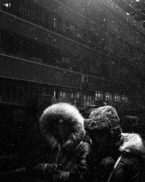 All bundled up.  Photo: @StephenVanasco |#LeicaMonochrom #aposummicron50  #LeicaCameraUSA##leica #photography#nyc#winter#snow  via Leica on Instagram - #photographer #photography #photo #instapic #instagram #photofreak #photolover #nikon #canon #leica #hasselblad #polaroid #shutterbug #camera #dslr #visualarts #inspiration #artistic #creative #creativity