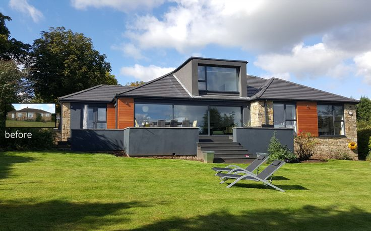 Transform Architects House Extension Ideas, Disabled