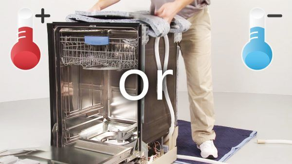 Is It Possible To Connect Hot Water To The Bosch Dishwasher Bosch Dishwashers Bosch Dishwasher