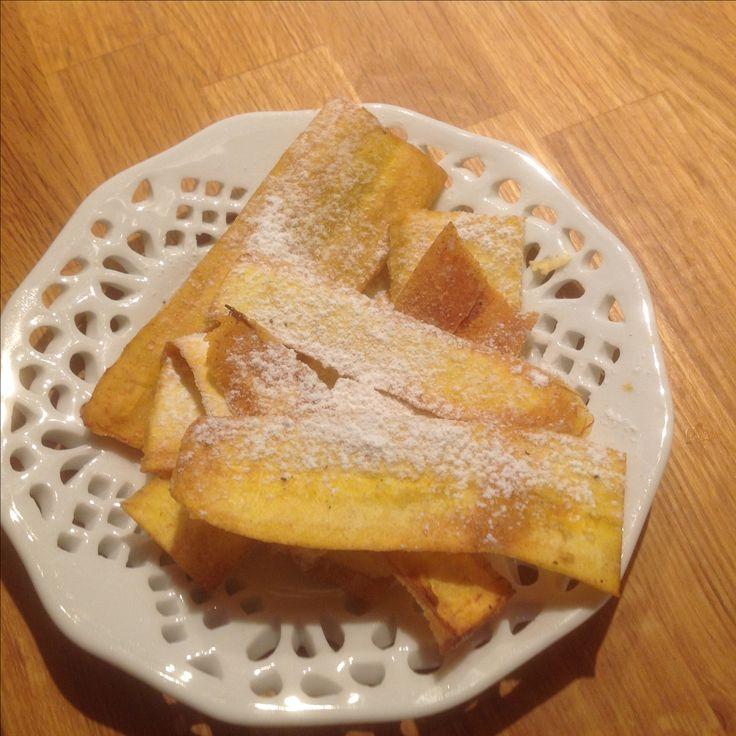 Pisang goreng, Fried banana's