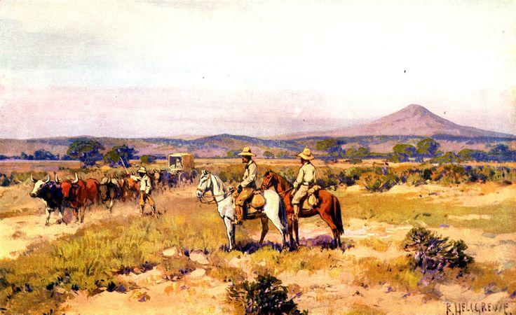Boer in Transvaal