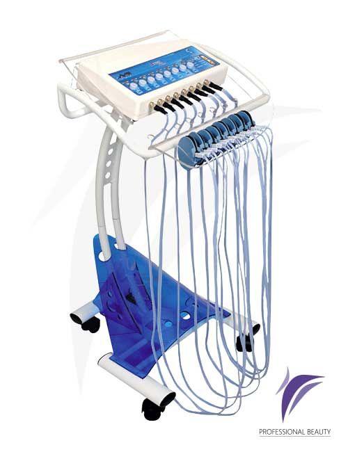 Dream Stim Electro Estimulación Evidence: Equipo electroestimulacion para trabajo profesional facial y corporal, 8 programas preestablecidos.