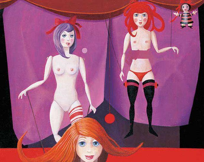 Teatr lalek: zakazane zabawy