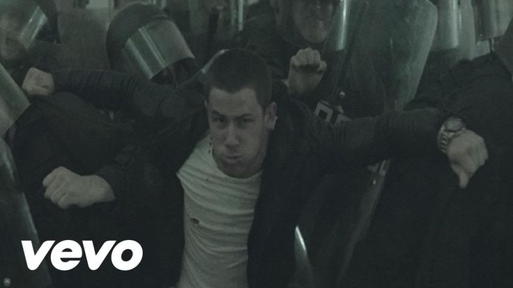 "Nick Jonas - Chains . Not a ""boy band"" boy any more"