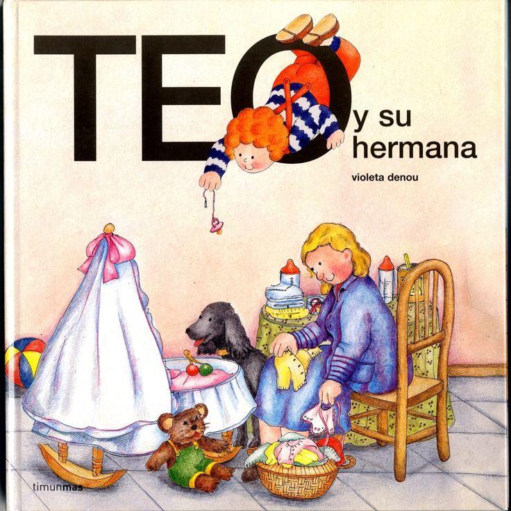 La llegada de un recién nacido a una casa es un acontecimiento muy importante. Los padres de Teo preparan la habitación de la niña. Ayudados por Teo, realizan las compras de diversos objetos para el bebé... Hasta que, ¡por fin! un día, mamá ingresa en el hospital para dar a luz .