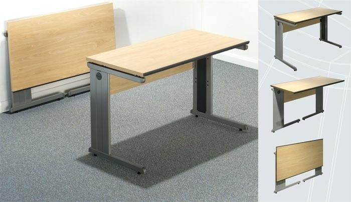 Folding Office Table Is A Boom To The Modern Furniture They Are